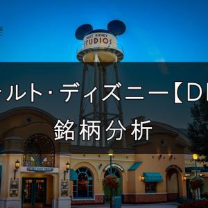 ウォルト・ディズニー【DIS】銘柄分析