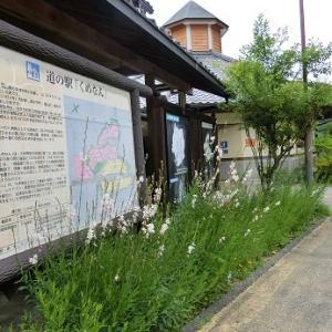 道の駅 くめなん、かもがわ円城、かよう(岡山)