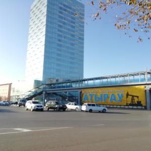 カザフスタン・アティラウの旅の記録③ホテル編
