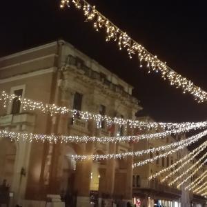 イタリア・ヴィチェンツァのクリスマスイルミネーション(おすすめ!)