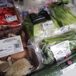 意外にあった英国産野菜