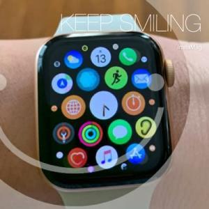何とか使えてます!Apple watch!