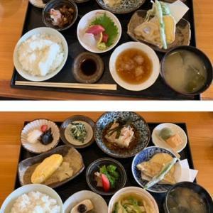 美味しかった~!京都のおばんざい御膳♪