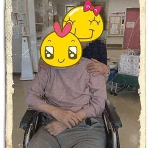 母が救急病院から施設に戻りました!
