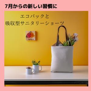知ってる?ナプキン一枚にはレジ袋4枚分のプラスチックが使われています!