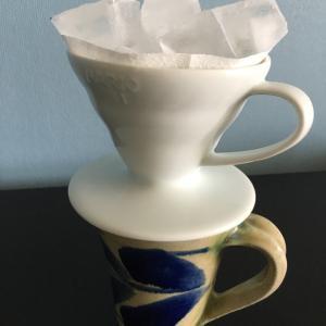 氷出しコーヒー