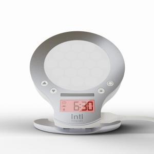 めざましテレビで紹介された「inti4s」 体内時計を整える光目覚まし時計