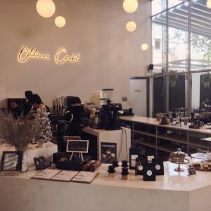 """ゆったり1日作業に没頭できるシンプルカフェ""""Ollin Cafe"""""""