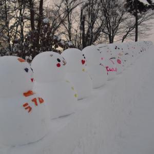 """親子で楽しめる""""つどーむ会場"""" 雪とふれあい遊べるヨ"""