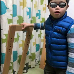 支援級1年生★学習机がついに来たー(^^)