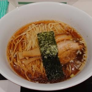 営業再開はしたけれど…… 阪神スナックパーク「カドヤ食堂」で中華そば