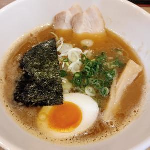魚介鶏豚骨ラーメン@麺や 恵(大阪市中央区鎗屋町)