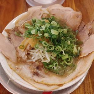 Bらーめん(チャーシュー麺)@神戸ラーメン 第一旭 神戸本店(神戸市中央区多聞通)