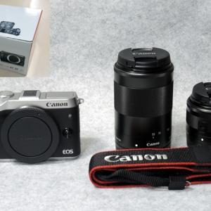 新しいカメラ買いました!【 CANON ミラーレス一眼 EOS M6 】