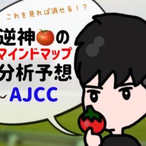 【AJCC2020】今回は当てるぞ!逆神トマトのマインドマップ予想と印馬