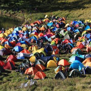 キャンプ初心者が知っておきたいテントの種類
