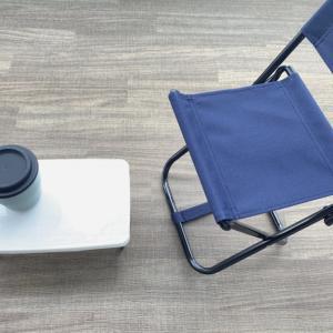 キャンプテーブルの大きさの目安は?