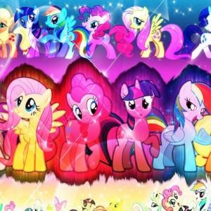 (My Little Pony)マイリトルポニーゲーム