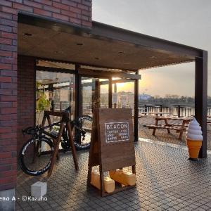 休日って、カフェるためにあるんじゃね? 久喜菖蒲公園のカフェ「BEACON」へ ポタリングライドしてきた