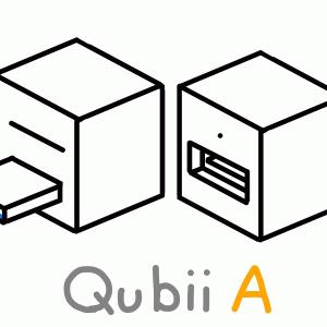 [レビュー] Qubii Aは充電しながらバックアップがとれるぞ。しかも、かわいい。