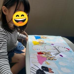 4歳6ヶ月年少娘 4月の多読とおうち英語記録 祝10万語超え