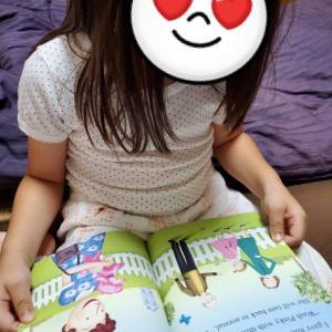 4歳7ヶ月 年中娘 5月の多読記録