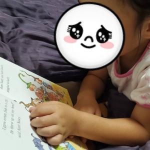 4歳9ヶ月年中の娘 【英語編】7月の英語の多読記録(音読)&おうち英語記録