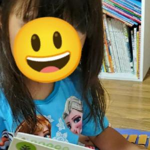4歳11ヶ月年中娘:9月の読書&おうち英語記録~新シリーズ導入と祝30万語~