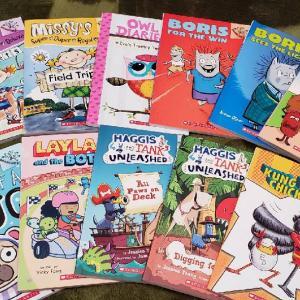 (多読の取組み)絵本からチャプターへの架け橋にbranchesシリーズ〜5歳娘に大ヒット〜