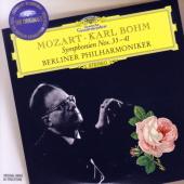 W.A.モーツァルト : 交響曲 第40番 ト短調 K.550(5)/カール・ベーム(1961)