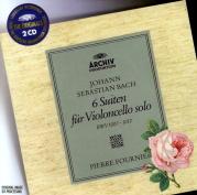 J.S.バッハ : 無伴奏チェロ組曲 BWV.1007-1012 (3)/ピエール・フルニエ(1960)/[番外編]クリストファー・パクニング