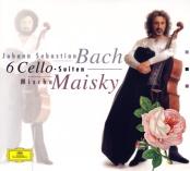 J.S.バッハ : 無伴奏チェロ組曲 BWV.1007-1012 (7)/ミッシャ・マイスキー(1999)