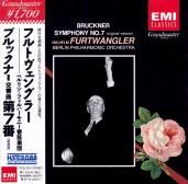 A.ブルックナー : 交響曲 第7番 ホ短調(1)/ウィルヘルム・フルトヴェングラー(1949(L)/(1951(L))