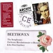 L.v.ベートーヴェン : 交響曲 第1番 ハ長調 op.21(6)/ジョン・エリオット・ガーディナー(1993(L))