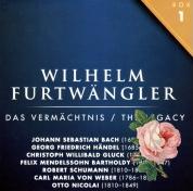 交響曲 第1番 変ロ長調「春」op.38(1)/R.シューマン/フルトヴェングラー(1951(L))