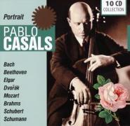 J.S.バッハ : ブランデンブルク協奏曲 第3番 ト長調 BWV.1048(3)/パブロ・カザルス/プラド音楽祭管弦楽団(L)