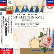 R.シュトラウス : 交響詩「ドン・ファン」op.20(5)/ヘルベルト・ブロムシュテット(1988)