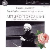 C.サン=サーンス : 交響曲 第3番 ハ短調 op.78「オルガン付き」(1)/アルトゥーロ・トスカニーニ(1952(L))