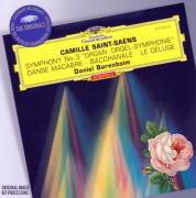 C.サン=サーンス : 交響曲 第3番 ハ短調 op.78「オルガン付き」(4)/ダニエル・バレンボイム(1975)