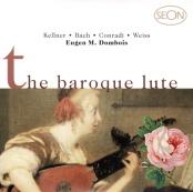 J.S.バッハ : リュート作品集 BWV.995-1000/BWV1006a(1)/オイゲン・M・ドンボワ(1971.72)