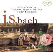 J.S.バッハ : リュート作品集 BWV.995-1000/BWV1006a(2)/グスタフ・レオンハルト(1979/84)