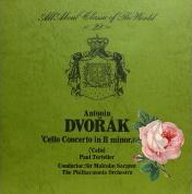 A.ドヴォルザーク : チェロ協奏曲 ロ短調 op.104(2)/ポール・トルトゥリエ/サー・マルコム・サージェント(1956)