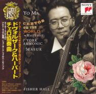 A.ドヴォルザーク : チェロ協奏曲 ロ短調 op.104(5)/ヨーヨー・マ/クルト・マズア(1995)