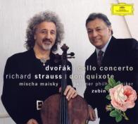 A.ドヴォルザーク : チェロ協奏曲 ロ短調 op.104(6)/ミッシャ・マイスキー/ズービン・メータ(2002L)