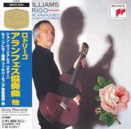 H.ヴィラ=ロボス : ギターと小管弦楽のための協奏曲(2)/ジョン・ウィリアムス/ダニエル・バレンボイム