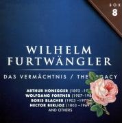 自作自演に演奏家の素顔を見る(6)/W.フルトヴェングラー : ピアノと管弦楽のための協奏的交響曲 ロ短調(1939(L))