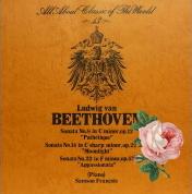 L.v.ベートーヴェン : ピアノ・ソナタ 第14番 嬰ハ短調 op.27-2「月光」(3)/サンソン・フランソワ(1963)