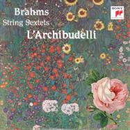 J.ブラームス : 弦楽六重奏曲 第1番 変ロ長調 op.18/第2番 ト長調 op.36(3)/ラルキブデッリ(1995)