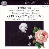 L.v.ベートーヴェン : 交響曲 第1番 ハ長調 op.21(1)/アルトゥーロ・トスカニーニ(1937/51(L)/21)