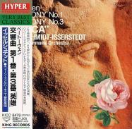 L.v.ベートーヴェン : 交響曲 第1番 ハ長調 op.21(4)/ハンス・シュミット=イッセルシュテット(1968)